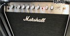 Marshall : Slash sort son ampli 5 watts SL-5C