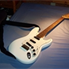 Squier Deluxe Hot Rails Stratocaster