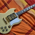 Epiphone G-400 custom antique ivory