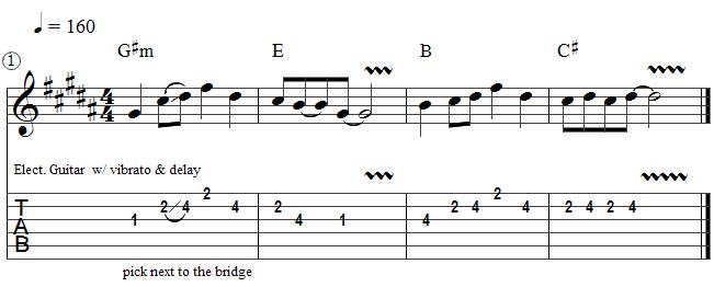 guitare indochine